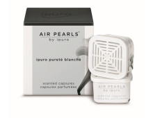ipuro air pearls pureté blanche - 2er-Set