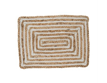 Lexington Jute & Cotton Placemat Platzset - 6er-Set