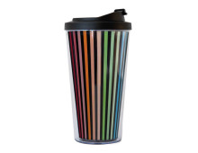 Remember William Coffee to Go Becher