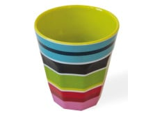 Remember Stripy Becher 4er Set