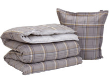 GANT FLANNEL COAST CHECK Bettwäsche-Set
