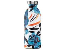 24 Bottles Clima Bottle Floral Isolier-Trinkflasche