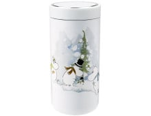 Stelton Moomin To Go Click Thermobecher doppelwandig
